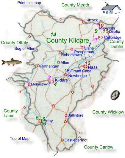 Co Kildare County Kildare Holidays In Ireland